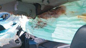 Παντελής Παντελίδης: Νέες φωτογραφίες από το εσωτερικό του αυτοκινήτου που σοκάρουν!