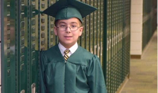 Έλληνας το παιδί-θαύμα: Είναι 10 ετών και πηγαίνει ήδη στο Κολέγιο