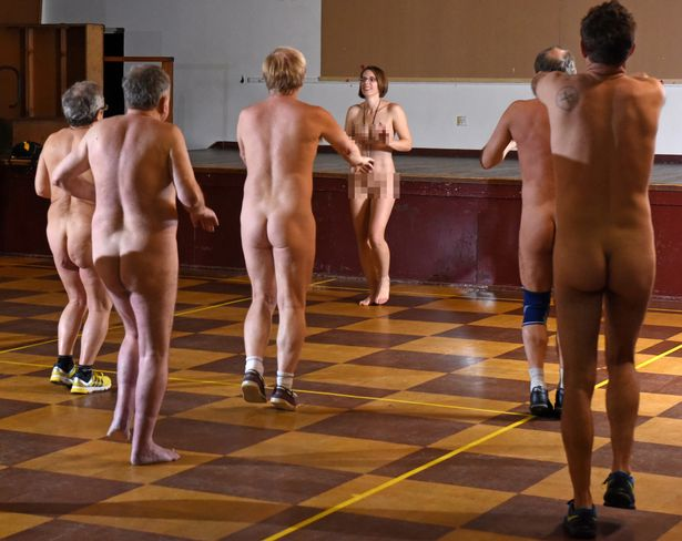 Το είδαμε και αυτό: Το πρώτο γυμναστήριο για …γυμνούς στη Βρετανία!