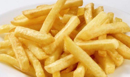 Προσοχή: Δείτε πότε οι τηγανητές πατάτες και το ψωμί γίνονται καρκινογόνα