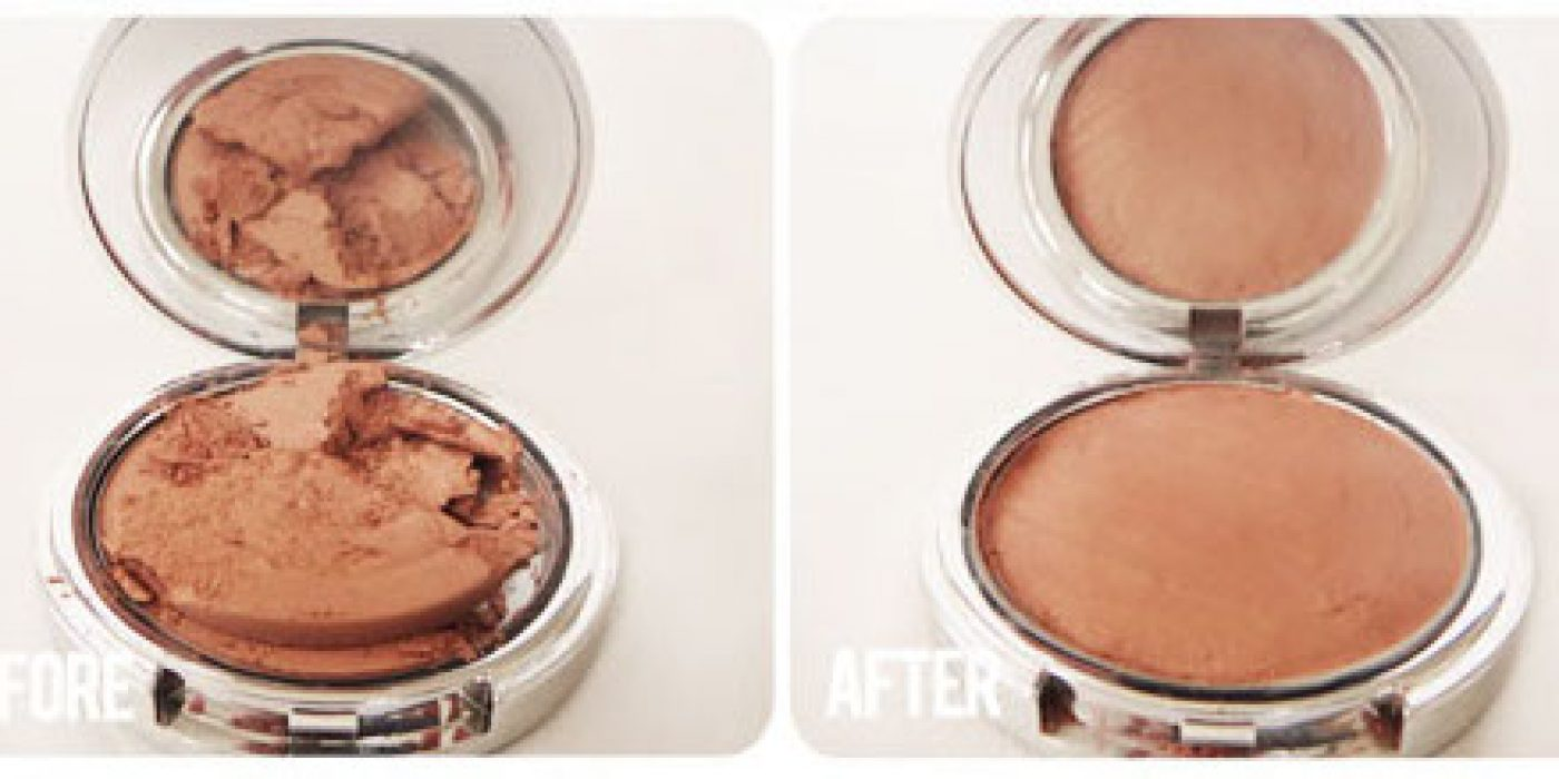 Έσπασε το makeup σου; Δες πώς θα το κάνεις σαν καινούργιο! (Vid)