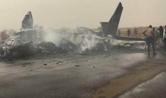 Απίστευτο θαύμα στο Νότιο Σουδάν: Αεροπλάνο συνετρίβη και όλοι οι επιβάτες είναι ζωντανοί!
