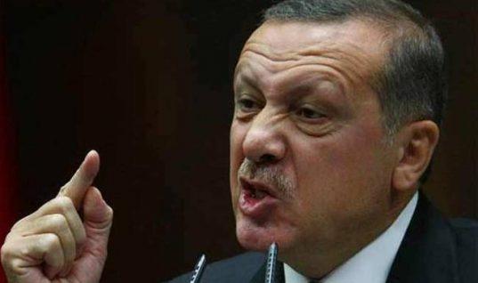 Έξαλλος ο Ερντογάν: Θα το πληρώσετε ακριβά