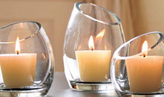 Εξίσου βλαβερά με το κάπνισμα τα αρωματικά κεριά για τους πνεύμονες