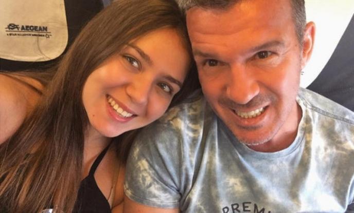 Αυτή είναι η κούκλα και ταλαντούχα κόρη του Δημήτρη Σαραβάκου! (εικόνες)