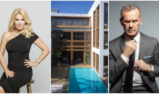 Ελένη Μενεγάκη: Αγοράζει την βίλα του Πέτρου Κωστόπουλου στην Φιλοθέη; Δείτε το εντυπωσιακό σπίτι