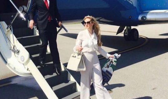 Η νέα σύζυγος του υπ. Οικονομικών των ΗΠΑ «ξεκατινιάζεται» στο Instagram για μία φωτογραφία! (εικόνες)