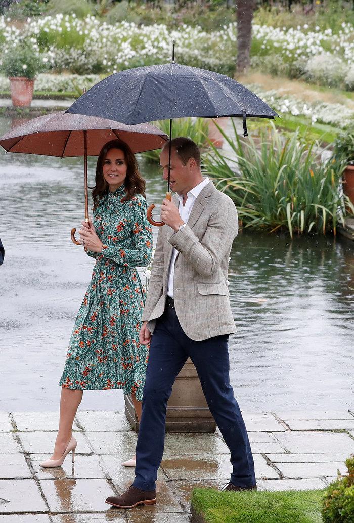 Tο φόρεμα της Κέιτ Μίντλετον ήταν ο τέλειος φόρος τιμής στην Νταϊάνα! Δείτε γιατί