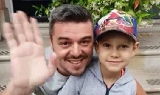 Τα νέα του Πέτρου Πολυχρονίδη για την υγεία του μικρού Βαγγέλη που παλεύει για τη ζωή του