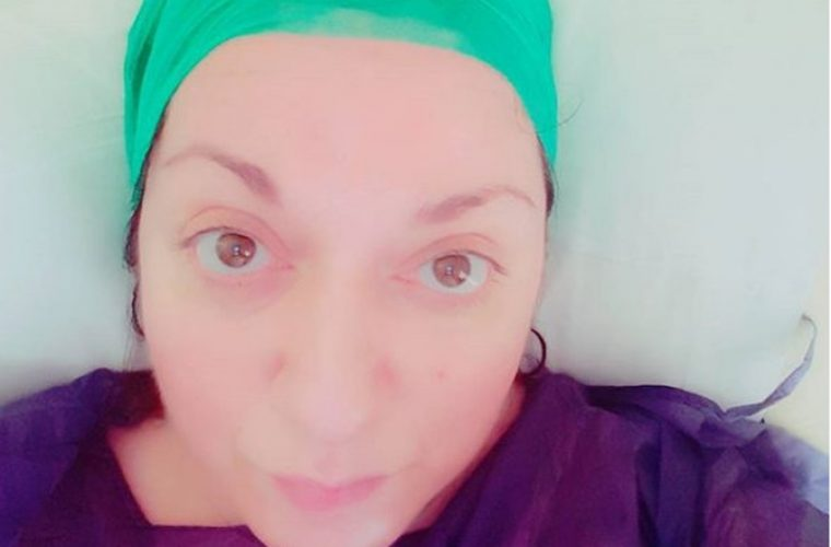 Ξανά στο χειρουργείο η Σοφία Μουτίδου-Τι συνέβη;