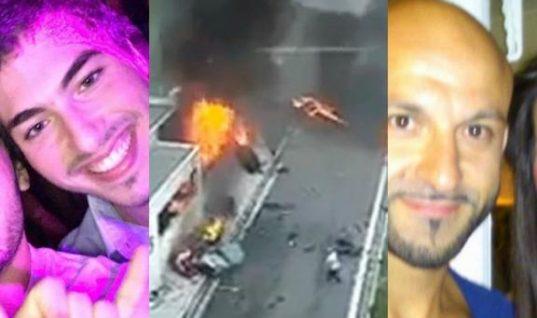 Δυστύχημα με Πόρσε: Με 320 χλμ. έτρεχε το όχημα του Βακάκη- Το πόρισμα και νέο βίντεο ντοκουμέντο