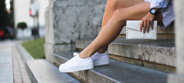 Tο παπούτσι που έχει αντικαταστήσει επάξια την μπαλαρίνα για φέτος!