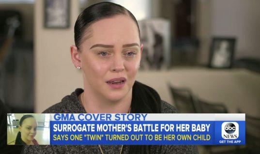 Έμεινε έγκυος ενώ ήταν ήδη έγκυος! Σπάνια περίπτωση κάνει τον γύρο του διαδικτύου (vid)
